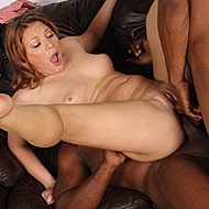 Aurora Snow gets double banged in front of her lame Husband from Cuckold Sessions