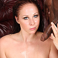 hung blacks sharing Gianna Michaels in front of her cuckold from Cuckold Sessions