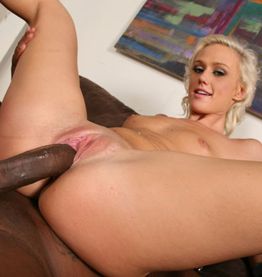 Molly Rae enjoys a black cock in front of her boyfriend from Cuckold Sessions